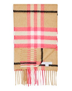 Burberry Girls' Exploded Check Scarf - Bloomingdale's_0