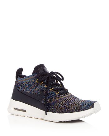 online retailer 53996 56c5a Nike - Women s Air Max Thea Ultra FlyKnit Lace Up Sneakers