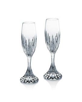 Baccarat - Massena Champagne Flute, Set of 2