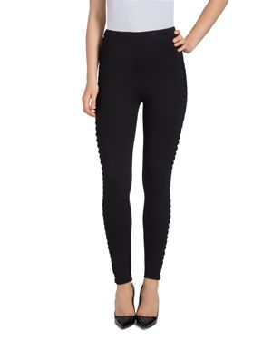 CECILY LACE-UP LEGGINGS