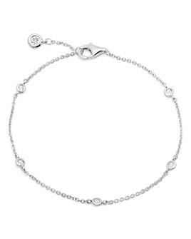 Crislu - Circle Stone Bracelet