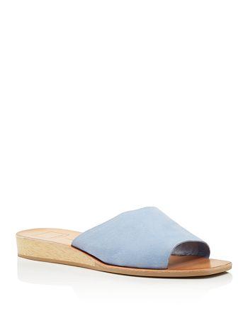 Dolce Vita - Women's Hildy Suede Slide Sandals - 100% Exclusive