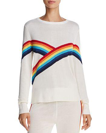 a5d93be182fc Spiritual Gangster - x Madeleine Thompson Rainbow Sweater