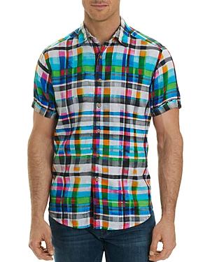 Robert Graham Hula Short Sleeve Button-Down Shirt