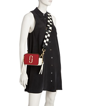 MARC JACOBS - Snapshot Checkerboard Crossbody - 100% Exclusive
