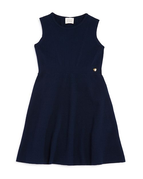 Armani Junior - Girls' Solid Sweater Dress - Big Kid