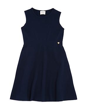 Armani Junior Girls' Solid Sweater Dress - Big Kid