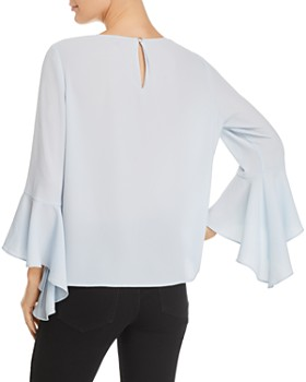 VINCE CAMUTO - Cascade Bell-Sleeve Top - 100% Exclusive