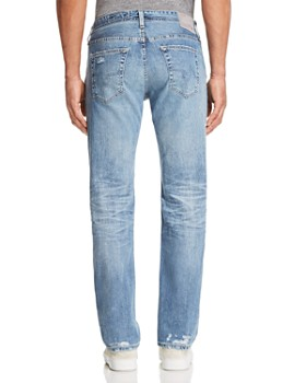 AG - Matchbox Slim Fit Jeans in 21 Years Blue Isle
