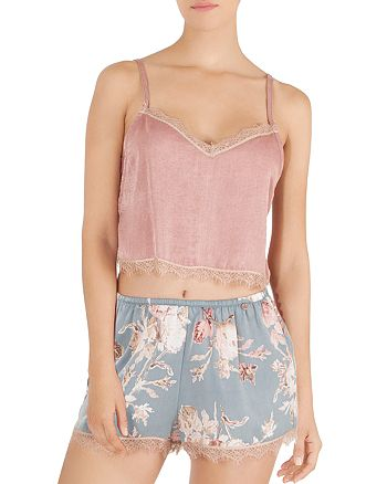 Midnight Bakery - Cropped Cami