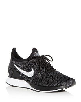 Nike - Women's Air Zoom Mariah FK Racer Knit Lace Up Sneakers