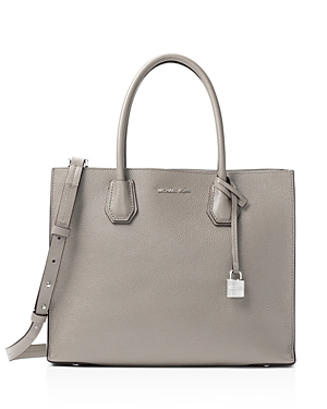 Michael Michael Kors Mercer Convertible Large Leather Tote