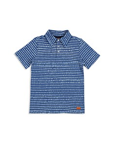 7 For All Mankind Boys' Dashed Stripe Print Polo - Little Kid, Big Kid - Bloomingdale's_0