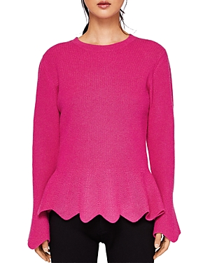 Ted Baker Bobbe Peplum Sweater