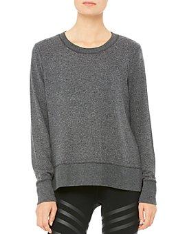 Alo Yoga - Glimpse Long-Sleeve Pullover