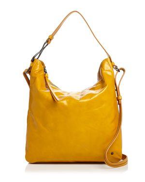 Halston Heritage Elsa Convertible Leather Shoulder Bag 2835809