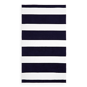 Hudson Park Collection Westport Stripe Beach Towel  100 Exclusive
