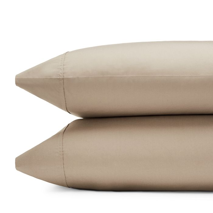 Hudson Park Collection - 470TC Percale Solid King Pillowcases, Pair - 100% Exclusive