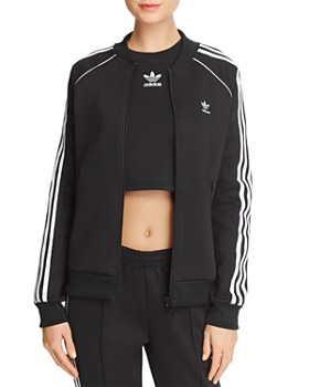 adidas Originals - Stripe-Detail Track Jacket ... 9a6932708ac