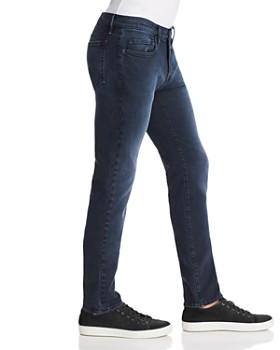 FRAME - L'Homme Skinny Fit Jeans in Cobalt