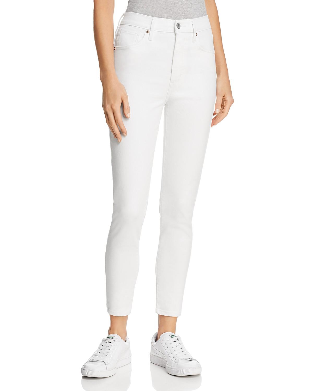 Mile High Super Skinny Jean - Western white Levi's AGr6HoWqX