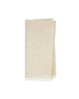 Hudson Park Collection - Fringe Napkin - 100% Exclusive