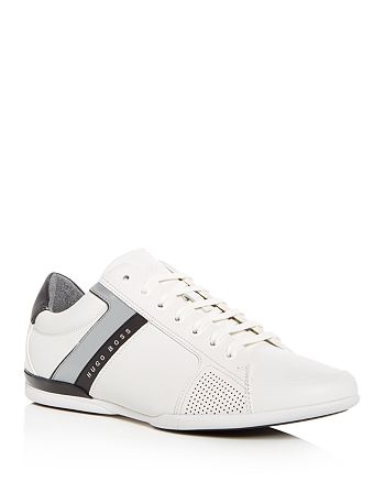 BOSS - Men's Space Lowp Lux Lace Up Sneakers