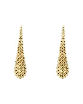 LAGOS - Caviar Gold Collection 18K Gold Drop Earrings