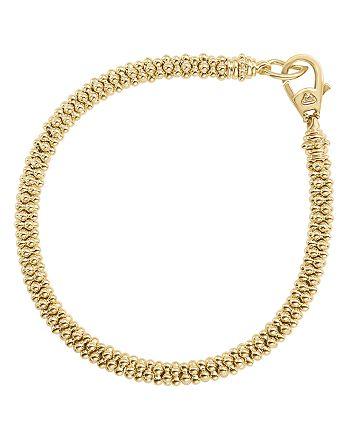 LAGOS - Caviar Gold Collection 18K Gold Bracelet