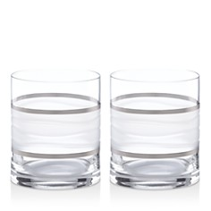 Michael Wainwright Ile De Re Double Old Fashioned Glass, Set of 2 - Bloomingdale's_0
