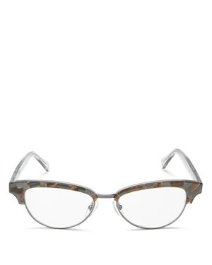 CORINNE MCCORMACK KARLI RIMLESS READER SUNGLASSES, 52MM