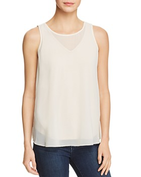 NIC and ZOE - Chiffon Sleeveless Top