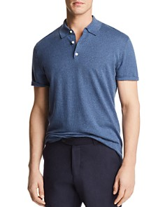The Men's Store at Bloomingdale's Short Sleeve Sweater Polo Shirt - 100% Exclusive_0