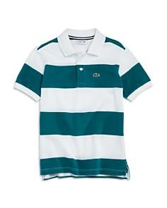 Lacoste Boys' Striped Piqué Polo - Little Kid, Big Kid - Bloomingdale's_0