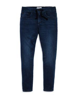 DL1961 Boys' Slim-Fit Drawstring Knit Jeans - Big Kid