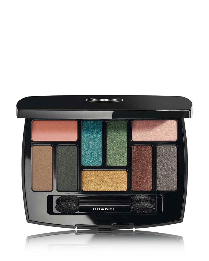 CHANEL - LES 9 OMBRES Multi-Effects Eyeshadow Palette, Spring-Summer Makeup Collection 2018