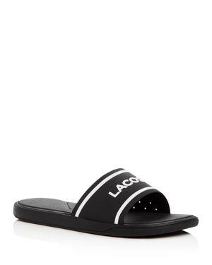 Lacoste Men's L.30 Logo Slide Sandals 2804788
