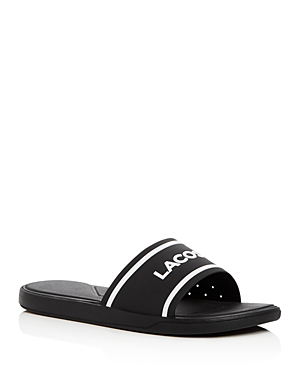 Lacoste Men's L.30 Logo Slide Sandals