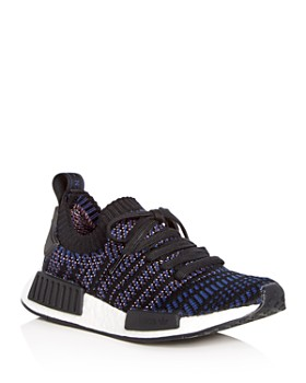 a10bcb643 Adidas - Women s NMD R1 Knit Lace Up Sneakers ...