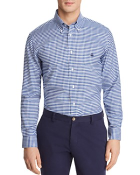 Brooks Brothers - Oxford Gingham Classic Fit Sport Shirt