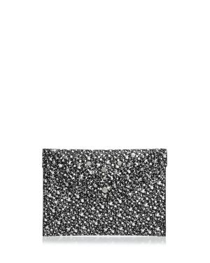 Rebecca Minkoff Leo Floral Studded Leather Clutch 2845884