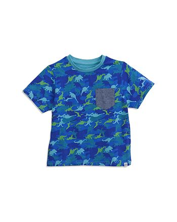 Sovereign Code - Boys' Camo Dinosaur Print Tee - Little Kid, Big Kid