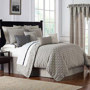 Waterford - Bainbridge Comforter Set, Queen