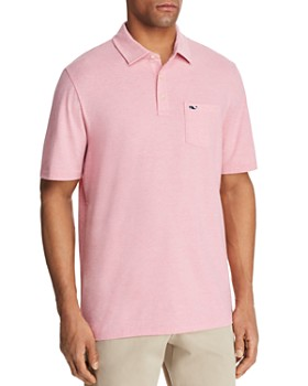64313678be30 Vineyard Vines - Solid Edgartown Classic Fit Polo Shirt