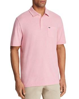 5f17db9c7 Vineyard Vines - Solid Edgartown Classic Fit Polo Shirt