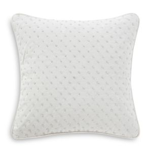 Waterford Florence Beaded Decorative Pillow, 14 x 14
