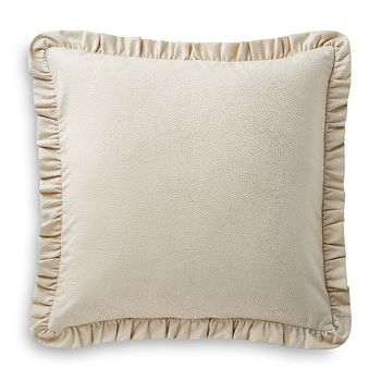 Waterford - Sydney Ruffle Euro Sham