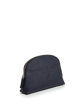 MARC JACOBS - Dome Leather Cosmetic Bag