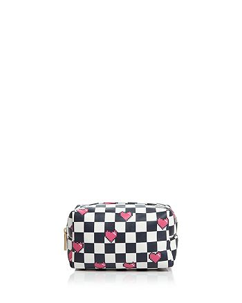 Skinnydip London - Checkered Makeup Bag - 100% Exclusive