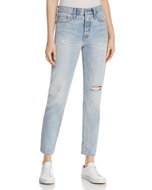 WEDGIE ICON FIT JEANS IN DESERT DELTA